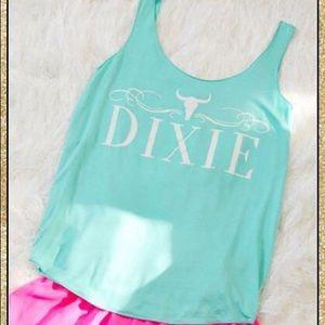 Tops - 'Dixie' Tank Top